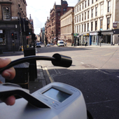 <span class=heading><b>Hope for Hope Street</b> by Eliani Ezani</span><br />Hope Street in Glasgow City Centre is one of the most polluted streets in Scotland. The steep gradient; the stop-starting on Glasgow&rsquo;s grid-like streets and the subsequent traffic concentration leads to increased NO2; particulate emissions from vehicle exhausts. This research will look at the effects of exposure to particulate pollution from urban traffic on human health. Let&rsquo;s bring hope to Hope Street and make Glasgow&rsquo;s air fit to breathe.<br /><span class=small>Image: &copy; 2015 Eliani Ezani</span>