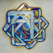<span class=heading><b>Manufacturing Beauty</b> by Momchil Vasilev</span><br />This artwork was not created by a human, but by an arc-welding robot, demonstrating its precision. However, work done by such robots still needs to be quality checked. Currently done by hand, it is the slowest link in the supply chain and subject to human error, but Strathclyde researchers are developing ultrasonic weld testing at the point of manufacture, enabling defects to be detected and repaired as they develop.<br /><span class=small>Image: © 2020 Momchil Vasilev</span>