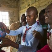 <span class=heading><b>White Space Internet in Kenya</b> by David Crawford</span><br />The University of Strathclyde is working with Microsoft and the Kenyan Government to bring high-speed internet connectivity to schools and clinics in remote villages, enabling improvements in agriculture, education, and healthcare. The project uses &rsquo;white space&rsquo; radio technology (transmitting in unused TV channels), and the team has so far delivered internet access to five communities in Northern Kenya.<br /><span class=small>Image: &copy; 2015 David Crawford</span>
