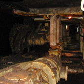 <span class=heading><b>Coughing to coffin: coalfield lessons</b> by Samuel Grainger</span><br />Many diseases, including miner's lung, developed from breathing in tiny coal particles, less than a 1/6th of the width of a human hair, over a person's lifetime. These historical lessons provide a useful gauge in our studies of the cumulative effects of exposure to fine particulate matter that is present in our towns and cities. Understanding the long-term effects of air pollution, we can better inform policy to reduce it.<br /><span class=small>Image: © 2021 Samuel Grainger</span>
