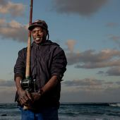 """<span class=heading><b>Fisher's rights are human rights</b> by Elisa Morgera</span><br />""""I hope to see the ocean restore itself to what it was"""", says fisherman Simlindile Gxala. Small-scale fishers in South Africa are struggling to make a living and, despite their inter-generational expertise, they remain excluded from ocean decision-making. The Strathclyde-led One Ocean Hub is working with small-scale fishers to establish a coastal justice network, to support recognition of their human rights with a view to contributing to more inclusive ocean governance.<br /><span class=small>Image: © 2021 Jacki Bruniquel</span>. <span class=small>Collaborators: Taryn Pereira, Dylan McGarry, Jackie Sunde, Anna James, Buhle Francis</span>"""