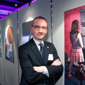 <span class=heading><b>Images 2014</b></span><br /><p class=int>Raymond McHugh, Head of Media and Corporate Communications, was on our panel of judges this year.</p><span class=small>Image: &copy; 2014 Guy Hinks</span>