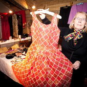 <span class=heading><b>The Practices of the Vintage Collective: 'Granny Would be Proud'</b> by Katherine Duffy (Marketing)</span><br /><p class=int>Vintage consumption can be seen as changing the retail and consumption landscape, both through the rise in popularity and its accessibility in the marketplace. Twice a month in Glasgow's west-end, in Hillhead Bookclub, a vintage marketplace unfolds that attracts consumers young and old, Granny Would Be Proud. This communal gathering of consumers represents a new conception of community within the consumption context, demonstrating consumers joining together to assert their unique preferences. <br /><br />Using this context of the Glasgow vintage collective, this research asserts that vintage consumption is conceptualised as a form of practice, examining the active role of consumers as practitioners in constituting and reproducing the marketplace they desire. From this ethnographic research vintage can be seen as a practice of togetherness and of transformation. It can be seen as a form of cultural politics, as a way of negotiating contemporary consumer culture with a sensibility to the past.</p><span class=small>Image: © 2012 Katherine Duffy</span>