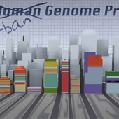 <span class=heading><b>The Urban Genome Project</b> by Jacob Dibble (Architecture)</span><br />The worldwide collaboration of the Human Genome Project has given our society one of the most advanced and useful libraries of information ever known, having proved invaluable to the biological sciences and especially in the treatment and prevention of disease. The Urban Genome Project approaches the city in the same manner, creating a library of the quantifiable characteristics of form that define our environment. It invites collaboration and can be employed universally in order to better comprehend the &rsquo;genetics&rsquo; of the cities in which we live and enable us to ensure the safe, sustainable and lasting development of cities worldwide. <br /><span class=small>Image: &copy; 2013 Jacob Dibble</span>
